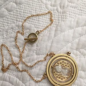 Jewelry - Hermione time turner necklace